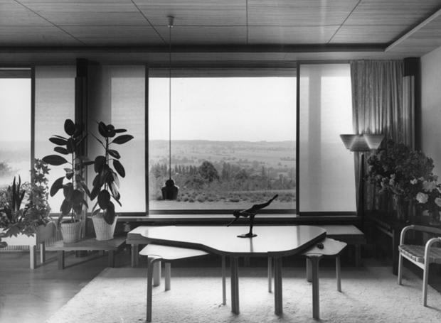 Maison Louis Carre By Alvar Aalto 10 Duddu C 225 Brall