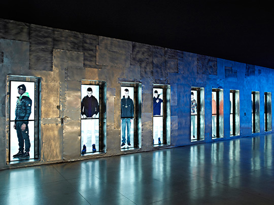Stone island outlet milano for Outlet design milano